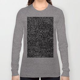 Rosetta Stone Long Sleeve T-shirt