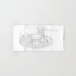 Turska Kafa Sarajevo Hand & Bath Towel