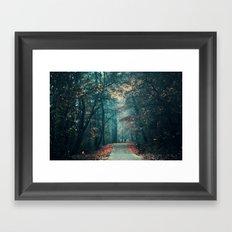 Aesthetics Framed Art Print