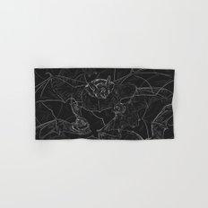 Bat Attack Hand & Bath Towel