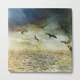 despair  - water is life -1- Metal Print