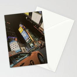 Times Square, NYC Stationery Cards