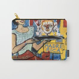 Madre Rica Padre Pobre Carry-All Pouch