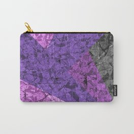 Marble Texture G428 Carry-All Pouch