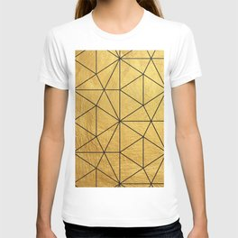 Golden Mosaic  T-shirt