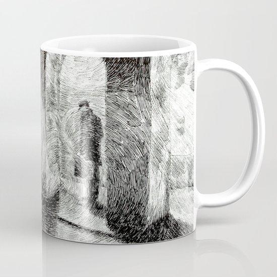 Fingerprint - Arcades Mug