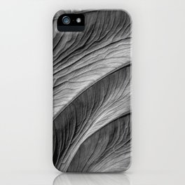 Leafscapes I iPhone Case