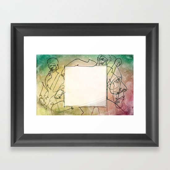 """""""The Next Day"""" by Pantheonicon Framed Art Print"""