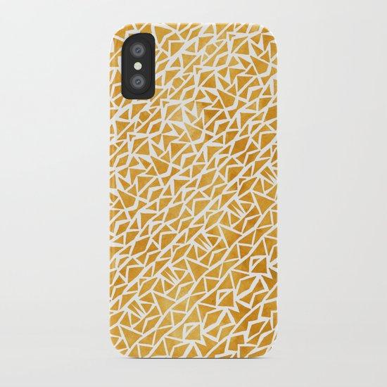 Tribal Origin iPhone Case
