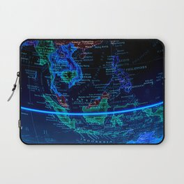 Southeast Asia Laptop Sleeve
