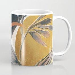 Abstract Tropical Art III Coffee Mug