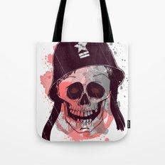 Soldier  Tote Bag