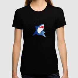 He is popo. T-shirt