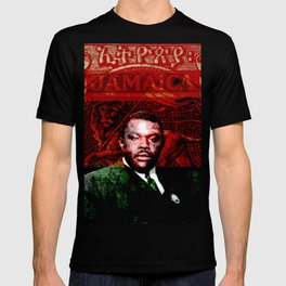 Marcus Garvey Black Nationalist Design Merchandise T-shirt