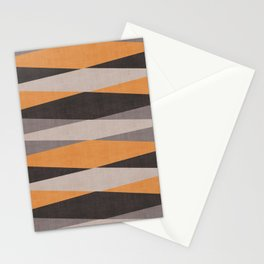 Harar in Yellow Multi Stationery Cards