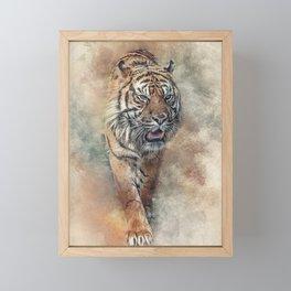 Fearless Framed Mini Art Print