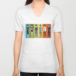 Tegan and Sara: Tegan collection Unisex V-Neck