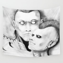 BROTHERS Wall Tapestry