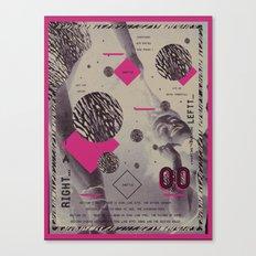 SHUTTLE 00 Canvas Print