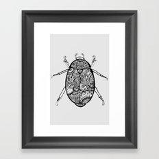 Stiffness Framed Art Print