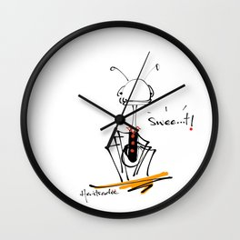 haritsadee 17 Wall Clock