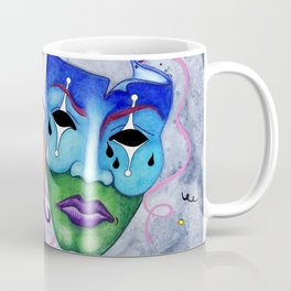 Comedy and Tragedy Coffee Mug