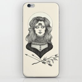 The Oracle iPhone Skin