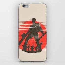 Wicked Rudeboy iPhone Skin