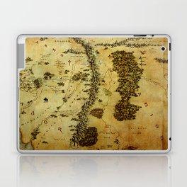 Eriador & Rhovanion Laptop & iPad Skin