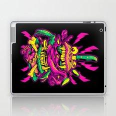 BEASTBURGER 2: ELECTRIC BURGERLOO Laptop & iPad Skin