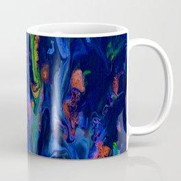 Midnight Mist In Blue Coffee Mug