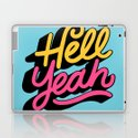 hell yeah 002 x typography by thewellkeptthing