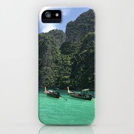 Phi Phi Islands iPhone Case