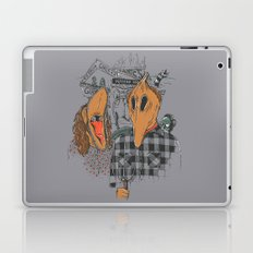 Beetle Gothic - A portrait of the recently deceased Laptop & iPad Skin
