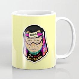 The Heart Surgeon Coffee Mug