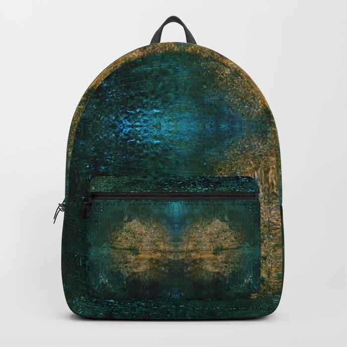 Iron Oxide Dragonfly Backpack