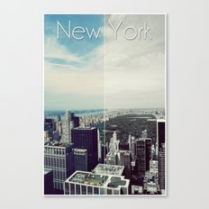 Rockefeller View Canvas Print