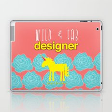 Design and Be Awesome! Laptop & iPad Skin