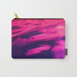 Smoky Pink Carry-All Pouch