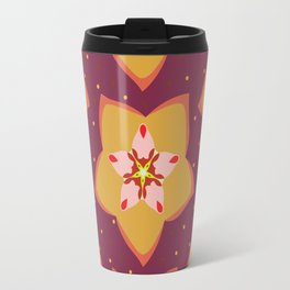 Hoya Gold Travel Mug