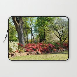 Muscogee (Creek) Nation - Honor Heights Park Azalea Festival, No. 09 of 12 Laptop Sleeve