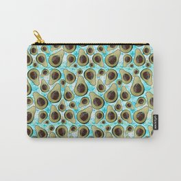 Avocado Mix Carry-All Pouch