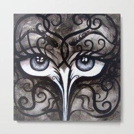 Eyes of Color Metal Print