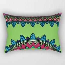 dp058-5 Ethnic mandala Rectangular Pillow
