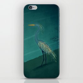 Camouflage: The Crane iPhone Skin