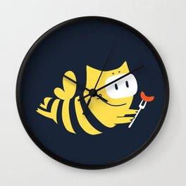 Bee-Bee-Q Wall Clock