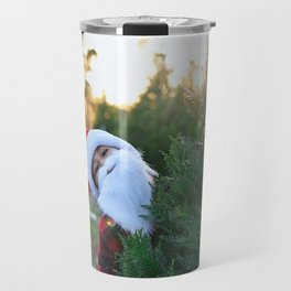 Santa Claus Is Coming To Town Travel Mug
