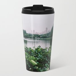 City Lilies Travel Mug