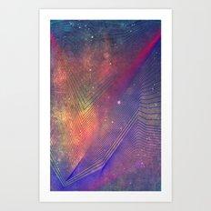 nyyd cyffyy Art Print