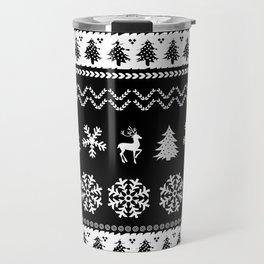 Ugly Christmas Sweater Travel Mug